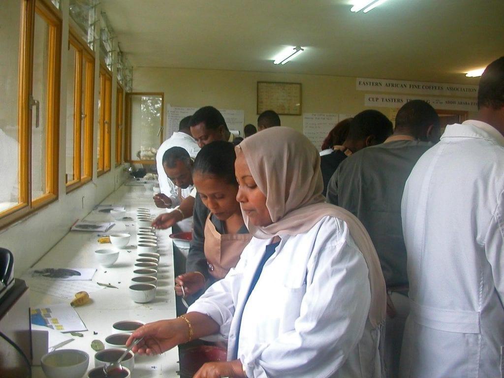 Ethiopian producers