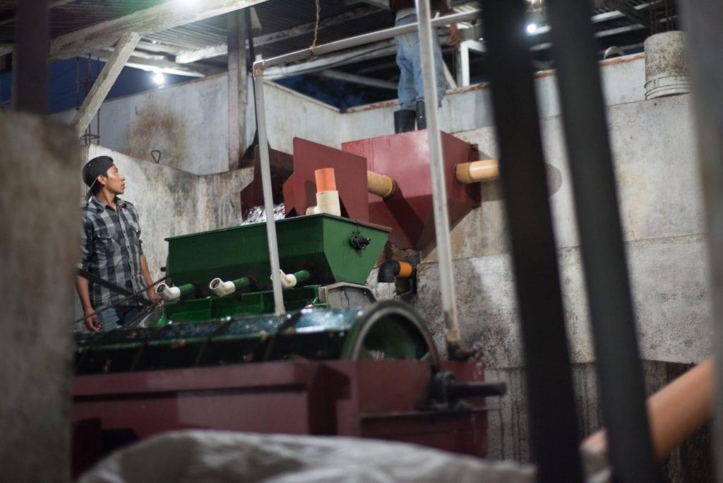 wet mill