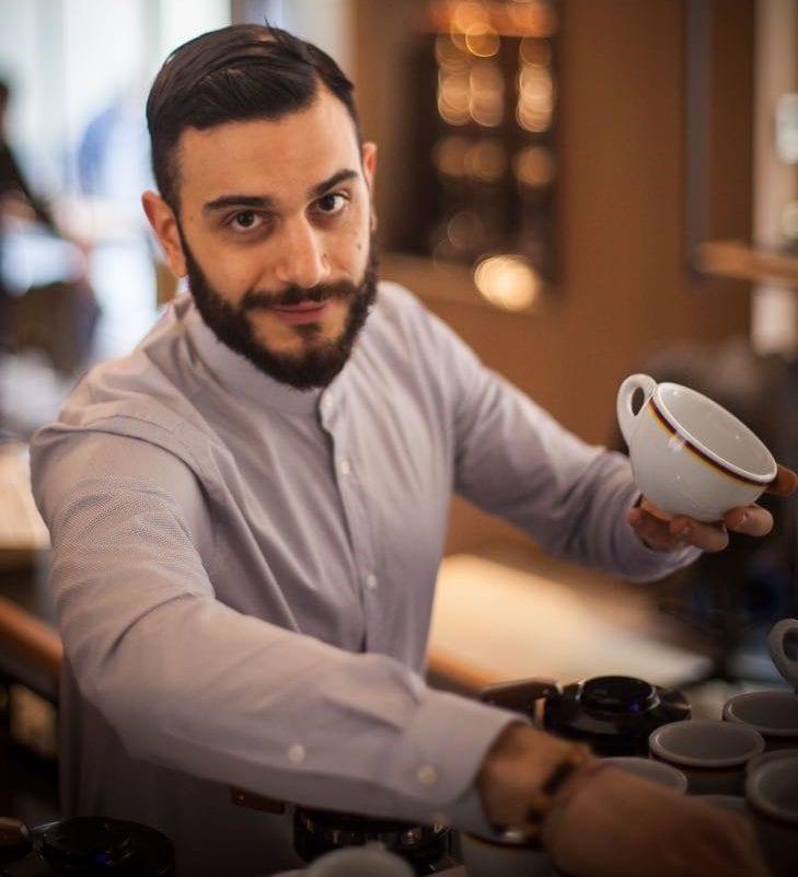 barra cafe