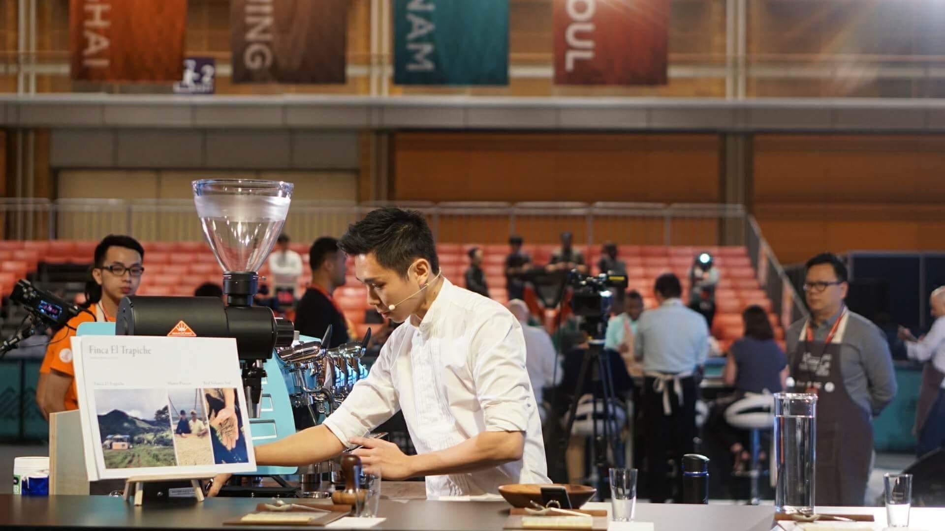 campeonato barista