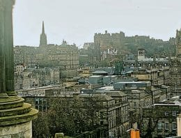 A Specialty Coffee Shop Tour of Edinburgh, Scotland