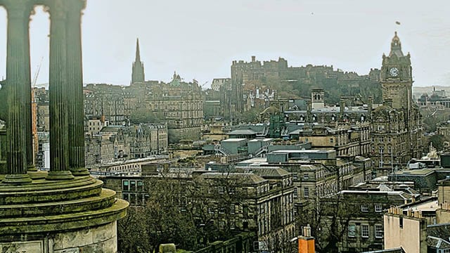 A Specialty Coffee Shop Tour Of Edinburgh Scotland