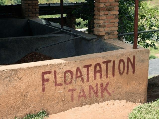 tanques de fermentacion en Ruanda