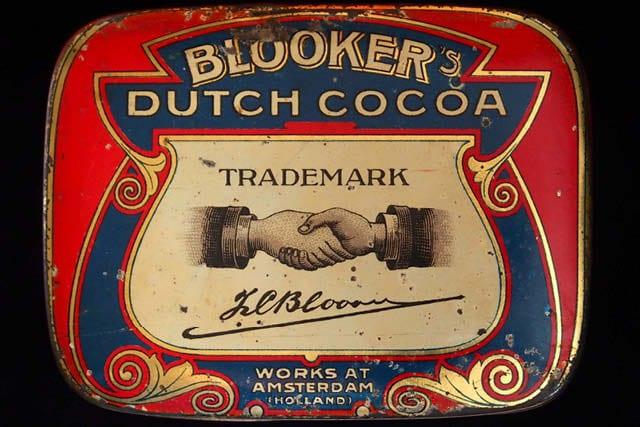Una lata de cocoa