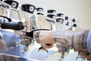 Dialing in espresso shots