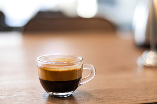Shot of Ristretto