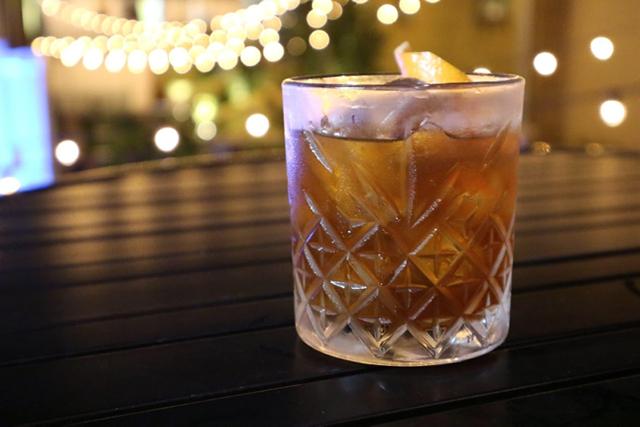 Mediterranean Love Cocktail