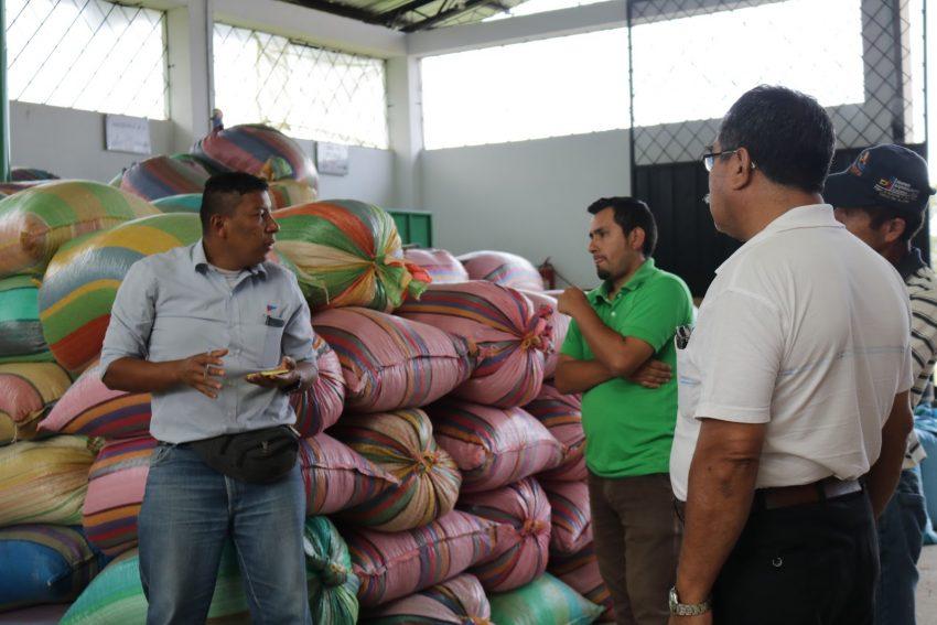 productores hablan de los precios del cafe y sus beneficios