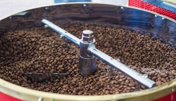 What Happens During Coffee Roasting: The Physical Changes