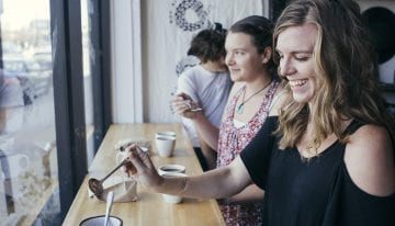 Turn Your Coffee Job Into a Career