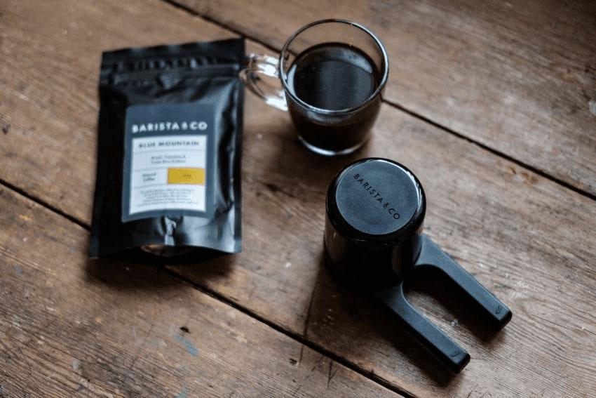 un nuevo metodo de preparacion de cafe