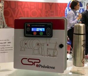 Pinhalense's CSP-1801.