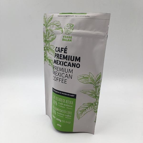 Custom print coffee bag
