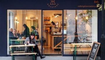 La Evolución De La Escena Del Café Especial De Londres