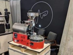 The Arc 800g coffee roaster