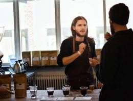 What's Next? Career Development Options For Baristas