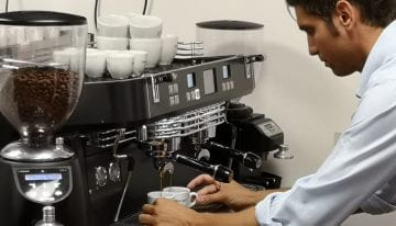 How Long Should It Take You to Train Your Baristas?