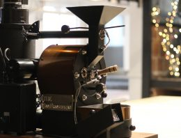 Discover The History of The Coffee Roaster