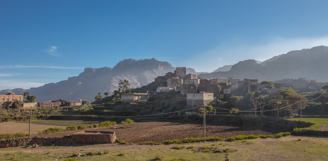 نقش قهوه در مواجهه با بحران انسان دوستانه یمن