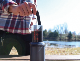How to Make Great Coffee While Camping & Caravanning