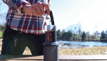 Cómo Preparar Café Excelente Cuando Vas de Campamento o Caravana