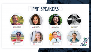 Speakers & Schedule Announced For Producer & Roaster Forum 2020